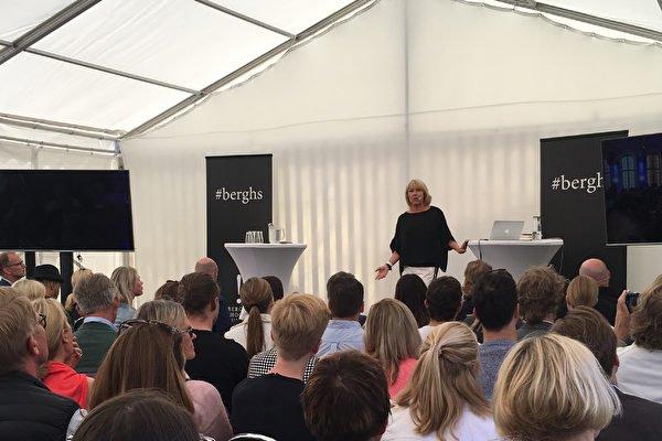 Berghs i Almedalen: Ett ökat behov av kreativa lösningar i samhället – vad krävs för att lyckas?