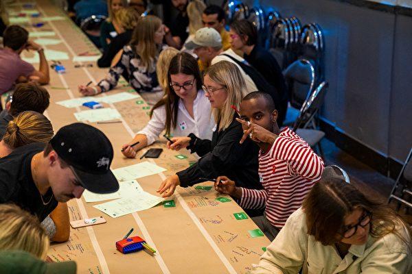 Berghs studenter tar fram vision för Stockholm 2041