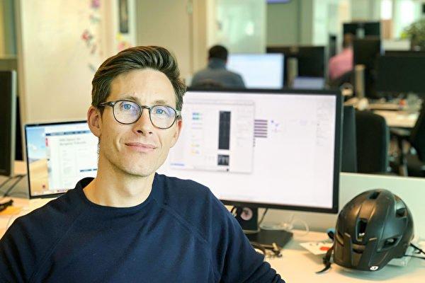 Nytt jobb två dagar efter Berghs Upgrade – Digital Design