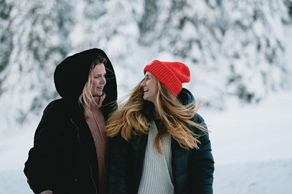 Sara och Jennie-Lie satsar på contentbyrå i Östersund