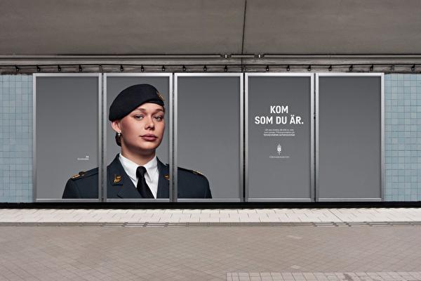 Så ska Försvarsmakten bli bäst i Sverige på inkludering