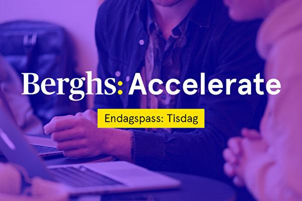 Berghs Accelerate: Kommunikativt ledarskap