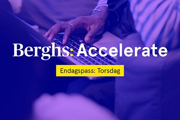 Berghs Accelerate: Innovations- och lärandeprocesser