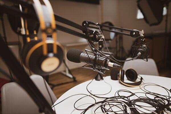 PR-studenterna startar podcast